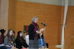 訪問団代表 スピーチ(2)