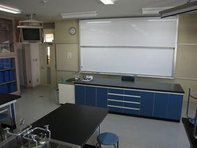 環境生物実験室