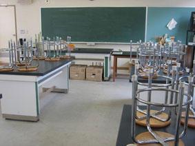 作物実験室