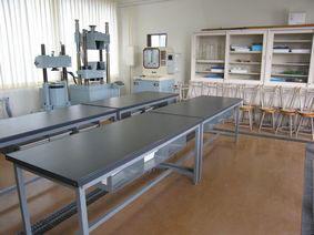 施工実習室